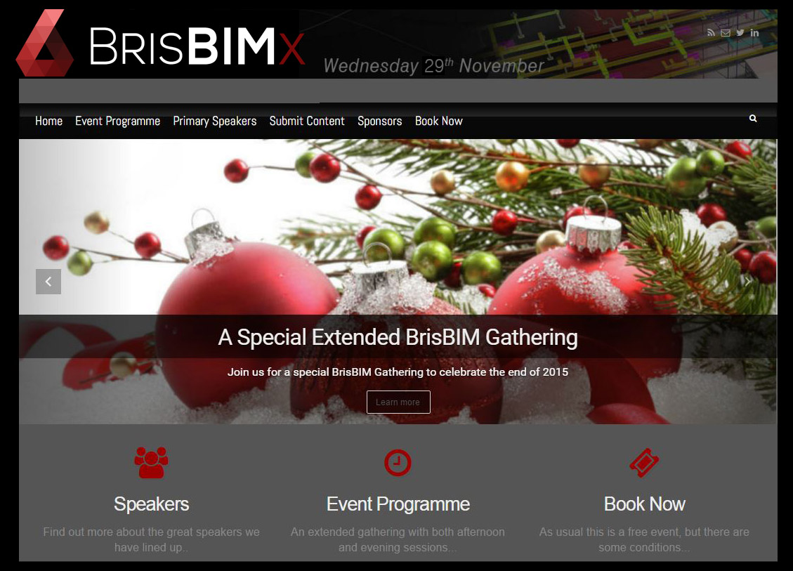 BrisBIMx Event - November 2017
