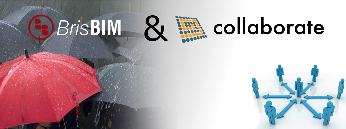 Collaborate & BrisBIM Join Forces